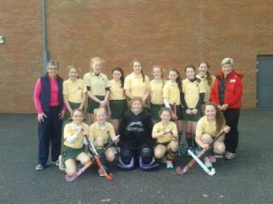 U-12 Hockey Squad at Grosvenor Tournament