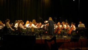 Spring Concert Warms Hearts During the Big Chill