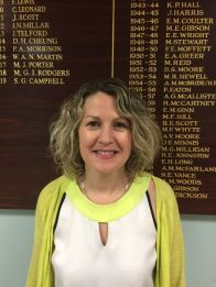 Mrs H Hamilton-Senior Teacher